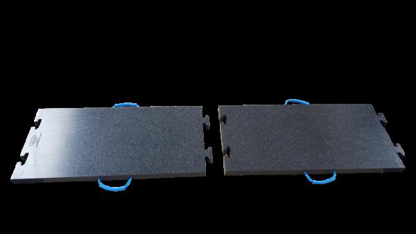 Fahrplatte / Spurplatte endlos - Stecksystem